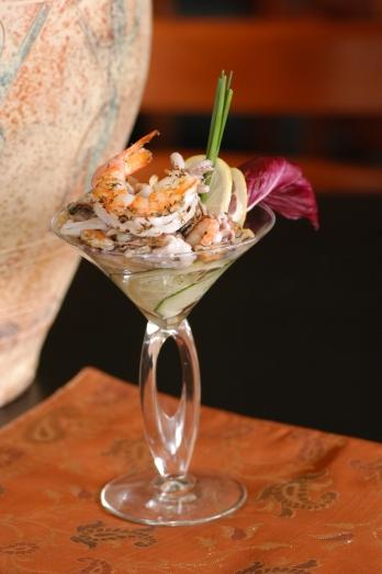 Chef Markus' Seafood Cocktail
